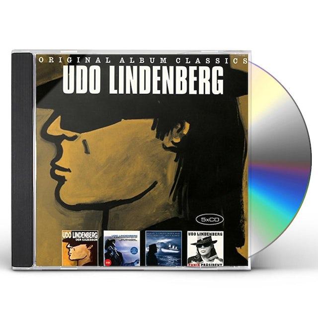 Udo Lindenberg ORIGINAL ALBUM CLASSICS CD