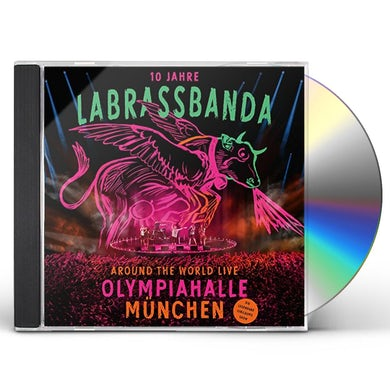 AROUND THE WORLD (LIVE) CD