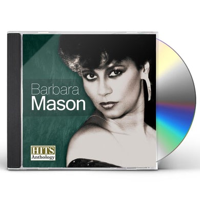Barbara Mason HITS ANTHOLOGY CD