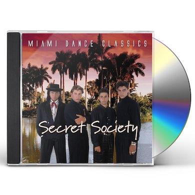Secret Society MIAMI DANCE CLASSICS CD