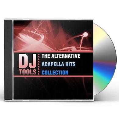 DJ Tools ALTERNATIVE ACAPELLA HITS COLLECTION CD