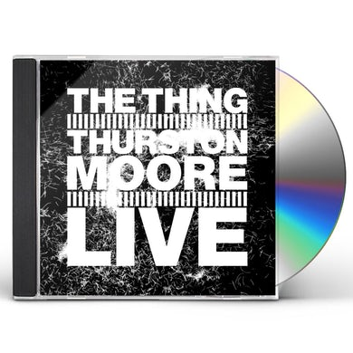 THING WITH THURSTON MOORE LIVE CD