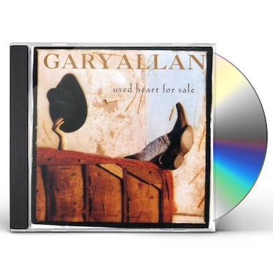 Gary Allan USED HEART FOR SALE CD