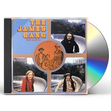 James Gang YER ALBUM CD