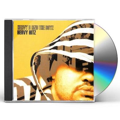 Heavy D & The Boyz HEAVY HITS CD