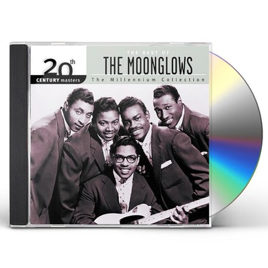 Moonglows 20TH CENTURY MASTERS: MILLENNIUM COLLECTION CD