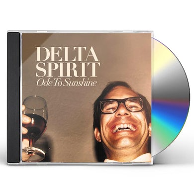 Delta Spirit ODE TO SUNSHINE CD