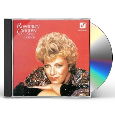 Rosemary Clooney SINGS BALLADS CD