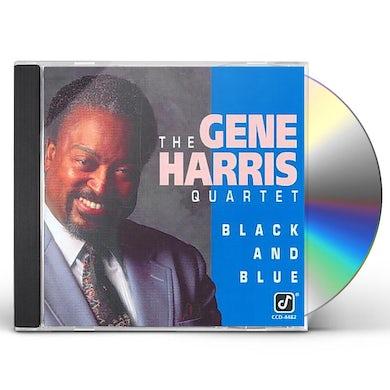 Gene Harris BLACK & BLUE CD