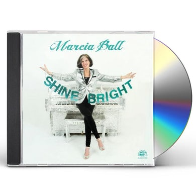 Marcia Ball SHINE BRIGHT CD