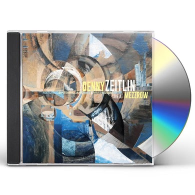 Denny Zeitlin LIVE AT MEZZROW CD