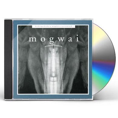 Mogwai KICKING A DEAD PIG CD