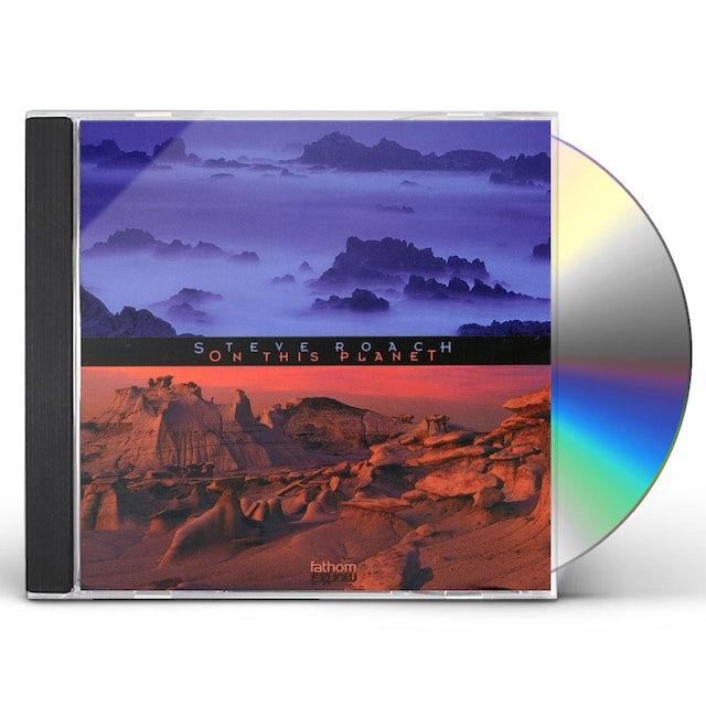 Steve Roach ON THIS PLANET CD