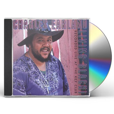 Charles Earland LIVING BLACK CD