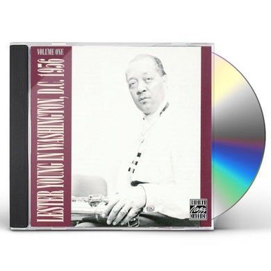 Lester Young IN WASHINGTON 1 CD