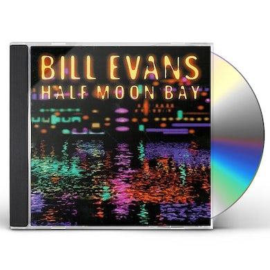 Bill Evans AT HALF MOON BAY CD