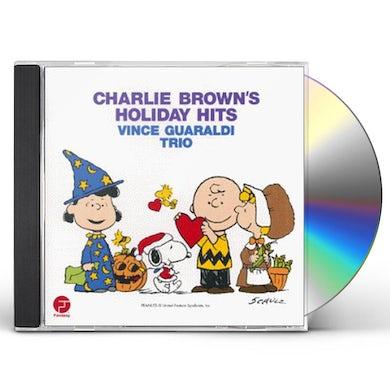 Vince Guaraldi CHARLIE BROWN'S HOLIDAY HITS CD