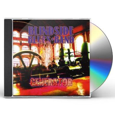 Blindside Blues Band GENERATOR CD