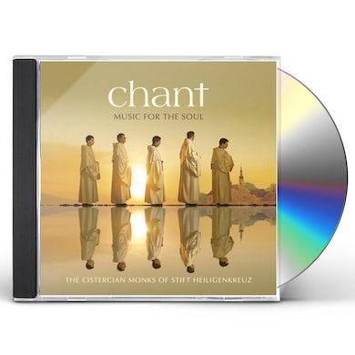 Cistercian Monks of Stift Heiligenkreuz CHANT MUSIC FOR THE SOUL CD