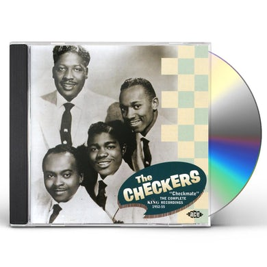 CHECKMATE: COMPLETE KING RECS 1952-1955 CD