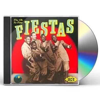 Fiestas SO FINE CD