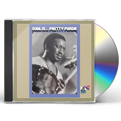 Bernard Purdie SOUL IS CD