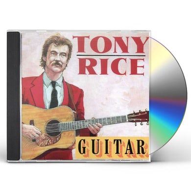 Tony Rice GUITAR CD