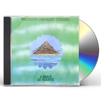 Pfm L'ISOLA DI NIENTE CD