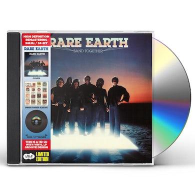Rare Earth Band Together CD