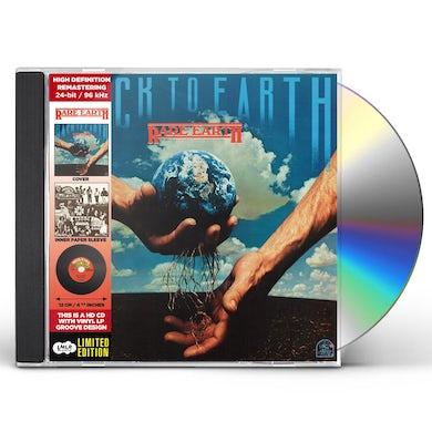 Rare Earth Back to Earth CD
