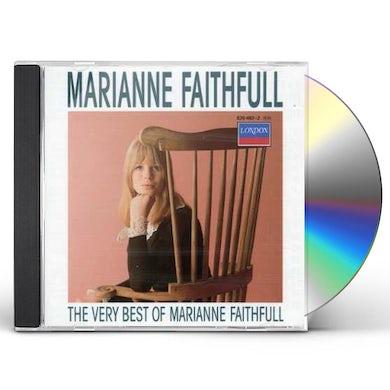 Marianne Faithfull VERY BEST OF CD
