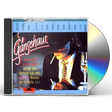 Udo Lindenberg GAENSEHAUT CD