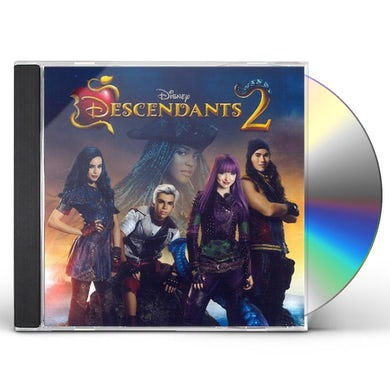 Descendants / O.S.T. DESCENDANTS 2 / TV Original Soundtrack CD
