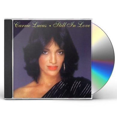 Carrie Lucas STILL IN LOVE CD