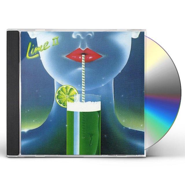 Lime 2 CD