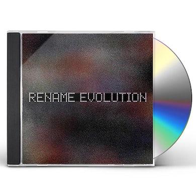 Rename EVOLUTION CD