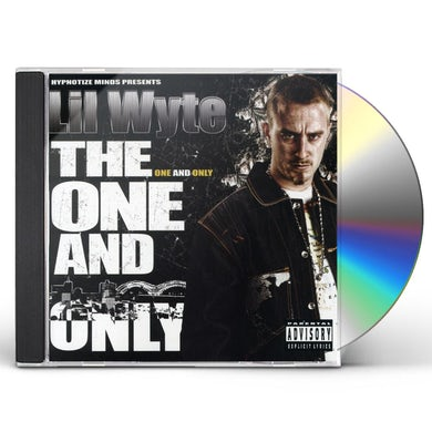 Lil Wyte ONE & ONLY CD