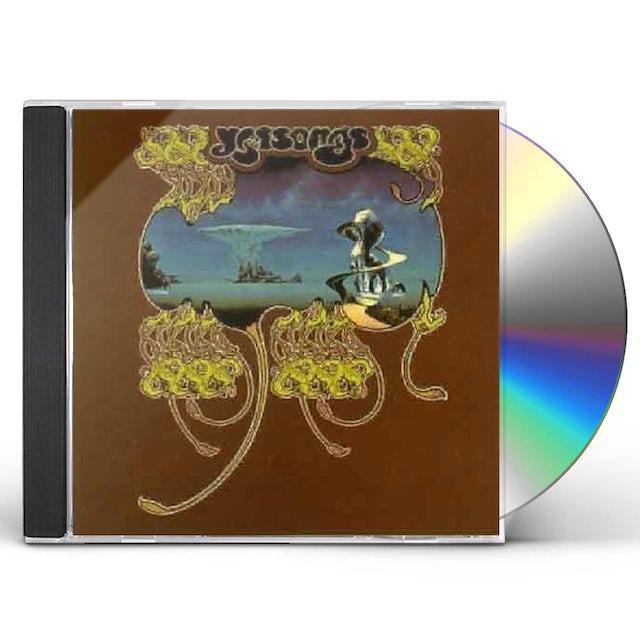 YESSONGS CD