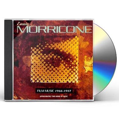 Ennio Morricone 1966-87 - Original Soundtrack CD