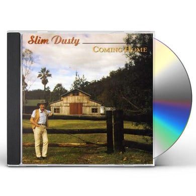 Slim Dusty COMING HOME CD
