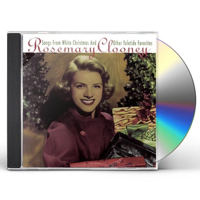 Rosemary Clooney SONGS FROM WHITE CHRISTMAS & YULETIDE FAVORITES CD