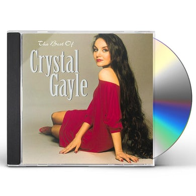 BEST OF CRYSTAL GAYLE CD