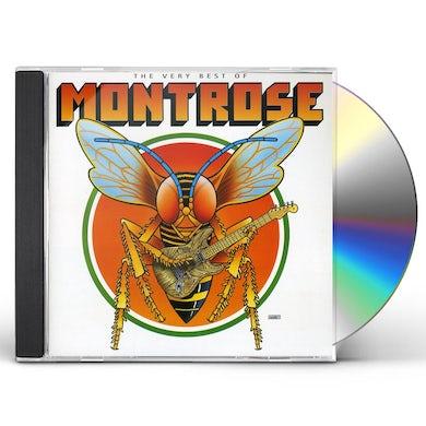 VERY BEST OF MONTROSE CD