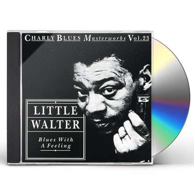 Little Walter BLUES WITH A FEELING CD