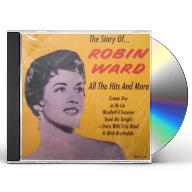 Robin Ward STORY OF / ALL THE HITS CD