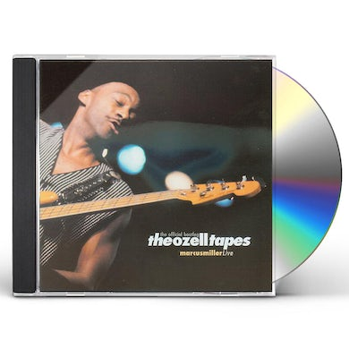 Marcus Miller OZELL TAPES: THE OFFICIAL BOOTLEG CD