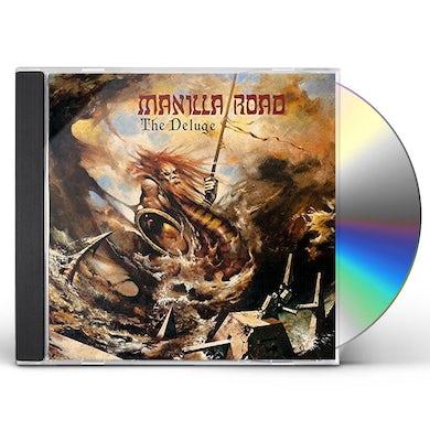 Manilla Road DELUGE (2015 REMASTER - ULTIMATE EDITION) CD