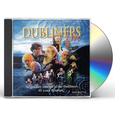 Dubliners LIVE CD