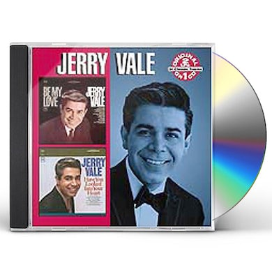 Jerry Vale BE MY LOVE / HAVE YOU LOOKED INTO YOUR HEART CD