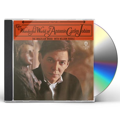 Antonio Carlos Jobim WONDERFUL WORLD OF CD